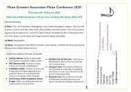 Conference Invite Released!