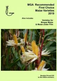 2020 MGA Recommended Maize Variety Booklet Out Soon!!